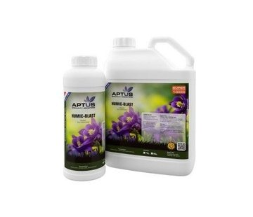 Aptus Humic Blast Bodem Conditioner 5 Liter