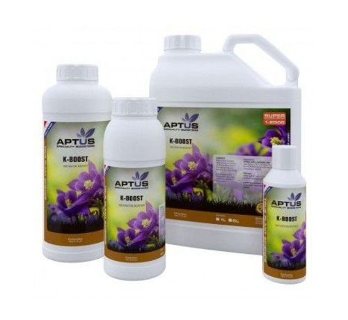 Aptus K Boost Kalium Afbloei Stimulator 5 Liter