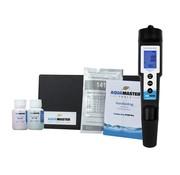 Aqua Master Tools Medidor pH/EC/Temp./TDS/PPM Digital P150 Pro