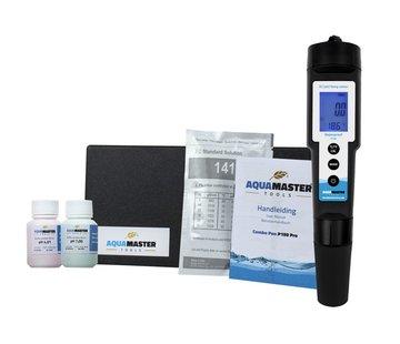 Aqua Master Tools P150 Pro Digitales pH/EC/Temp./TDS/PPM Stiftmessgerät