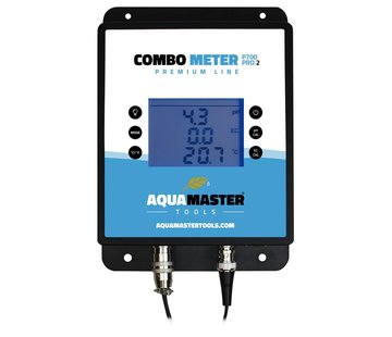 Aqua Master Tools P700 Pro 2 Digitale pH/EC/Temp./CF/PPM Meter