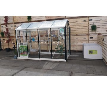ACD Piccolo P04 Prestige Urban Greenhouse Aluminium Frame