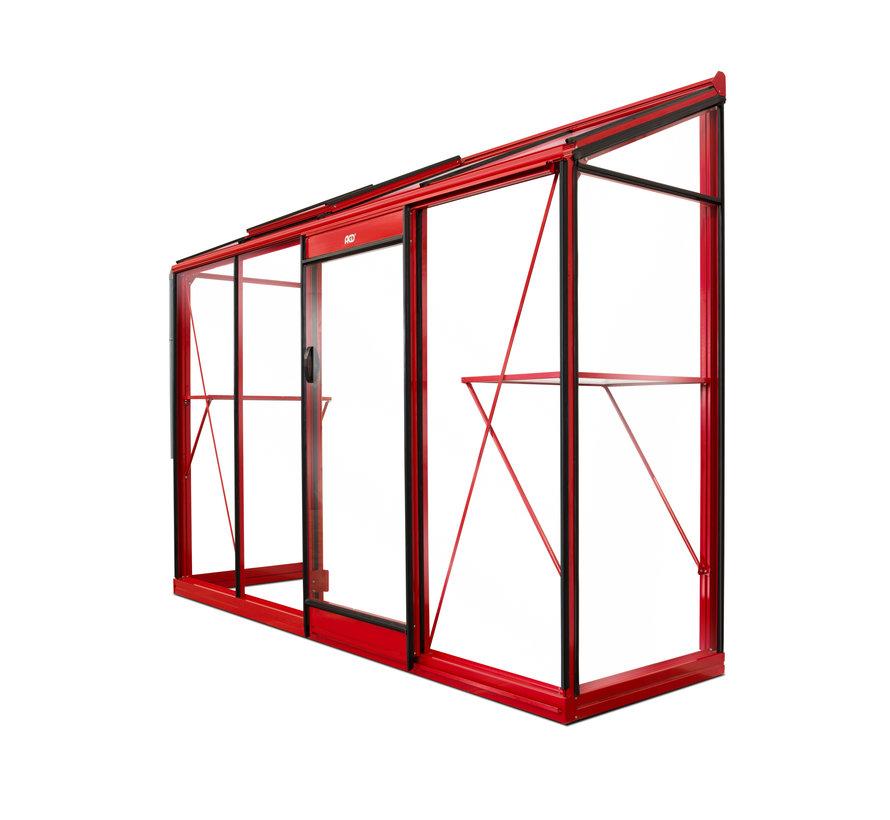 ACD Miccolo M04 Prestige Urban Muurkas Aluminium Frame