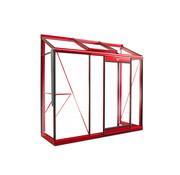 ACD Miccolo M03 Prestige Urban Wall Greenhouse Aluminium Frame