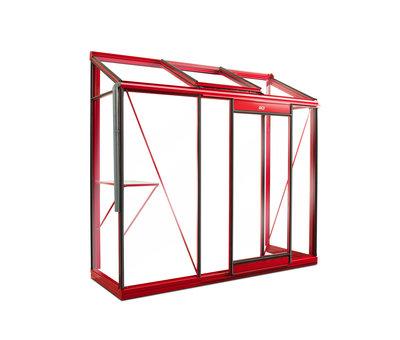 ACD Miccolo M03 Prestige Urban Wandgewächshaus Aluminium Rahmen