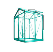 ACD Piccolo P02 Prestige Urban Greenhouse Aluminium Frame