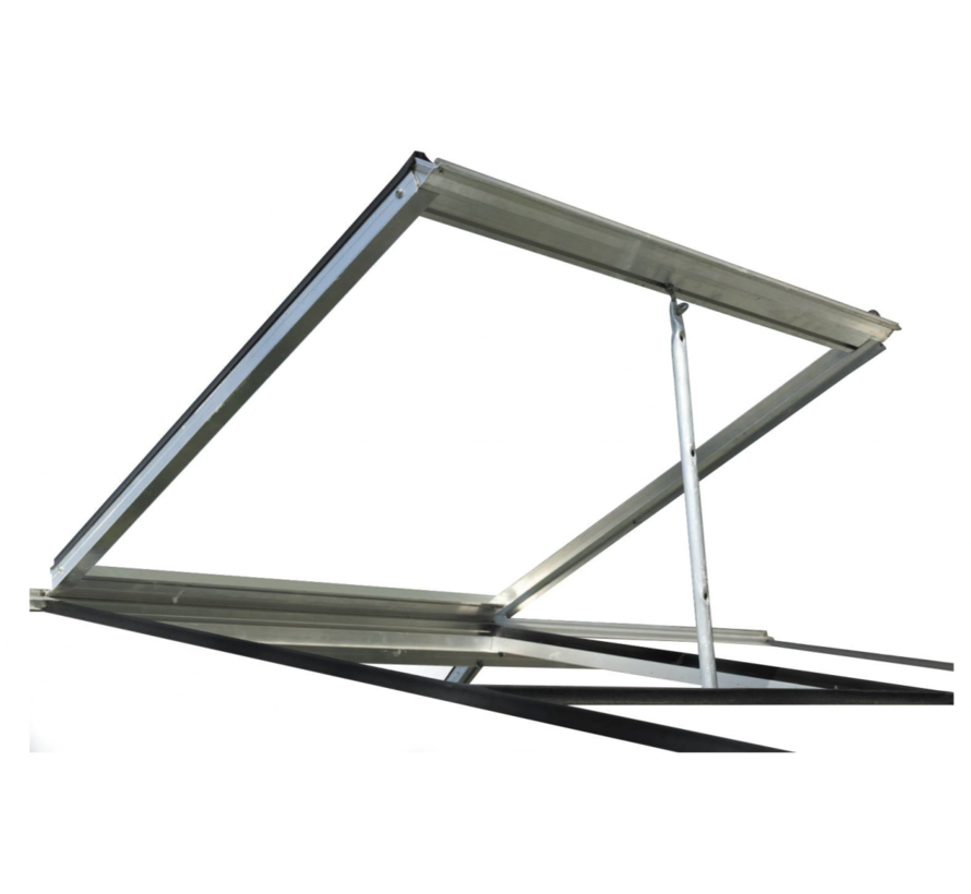 ACD Piccolo P02 Prestige Urban Gewächshaus RAL-Farbe Rahmen
