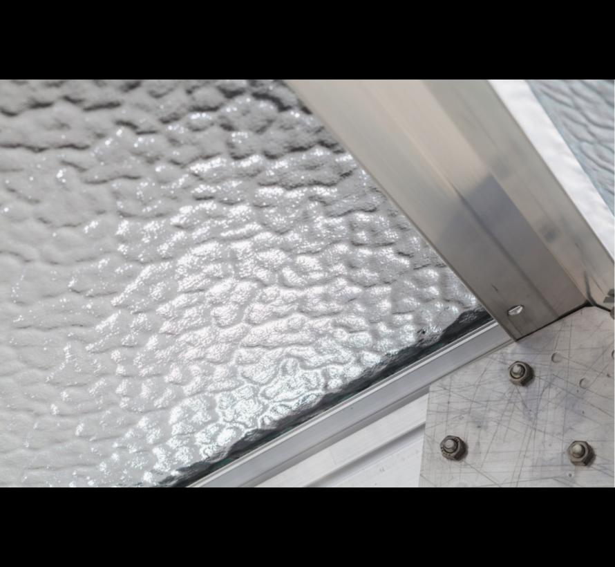 ACD Miccolo M03 Prestige Urban Wandgewächshaus RAL-Farbe Rahmen