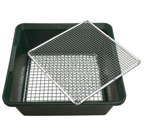 ACD 2-in-1 Sieve Fine & Coarse 35x35x12.5 cm