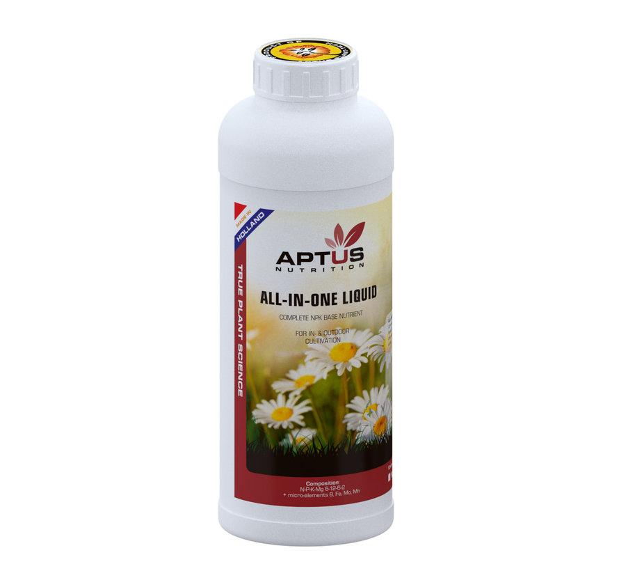 Aptus All-In-One Liquid Basis Meststof 1 Liter