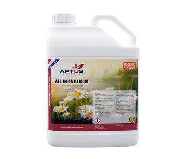 Aptus All-In-One Liquid Basis Meststof 5 Liter