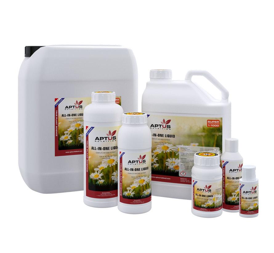 Aptus All-In-One Liquid Basis Dünger 5 Liter