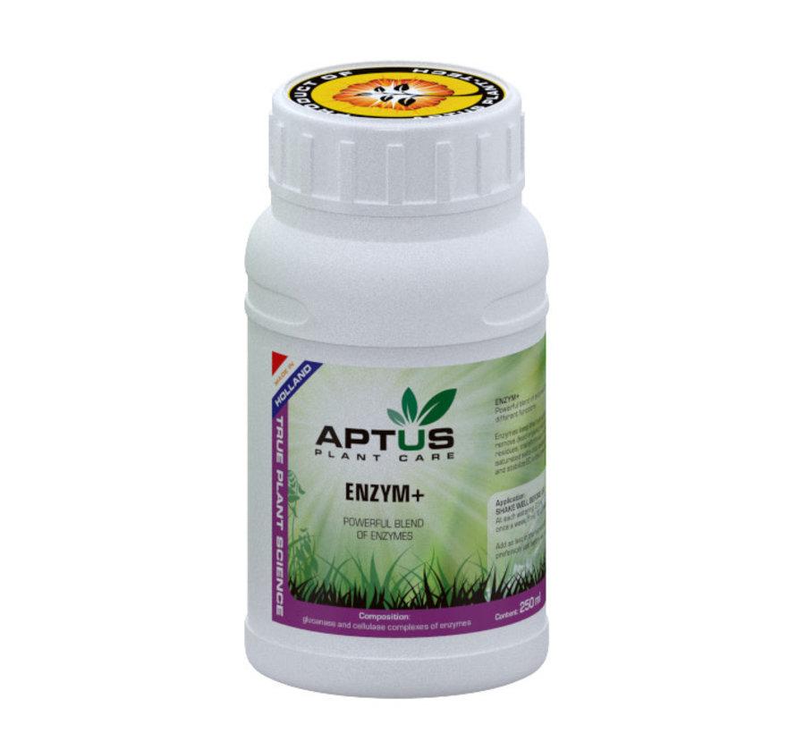 Aptus Enzym+ Plus Krachtige Enzymen Mix 250 ml