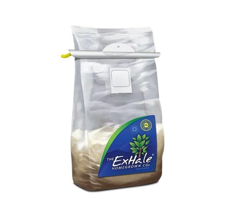 The ExHale CO₂ Koolstofdioxide Zak Biologisch