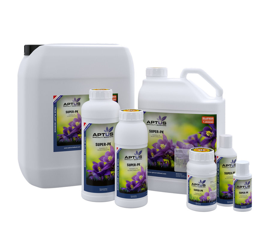 Aptus Super PK Leistungsfähiger Blütestimulator 1 Liter
