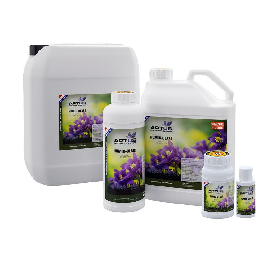 Aptus Humic Blast Bodem Conditioner 1 Liter
