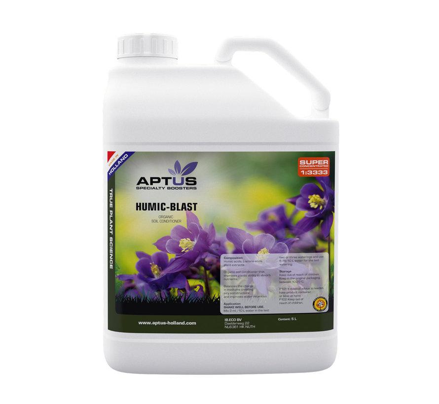 Aptus Humic Blast Bodem Conditioner 5 Liter