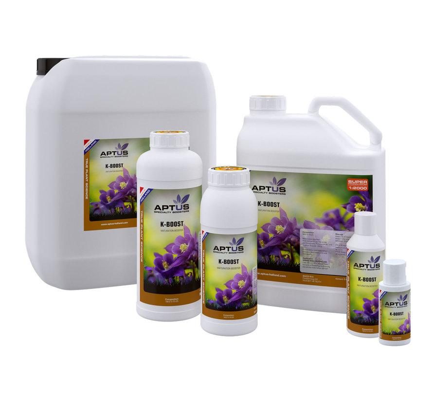 Aptus K Boost Kalium Afbloei Stimulator 1 Liter