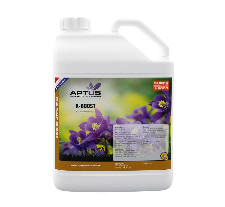 Aptus K Boost Kalium Reifebooster 5 Liter
