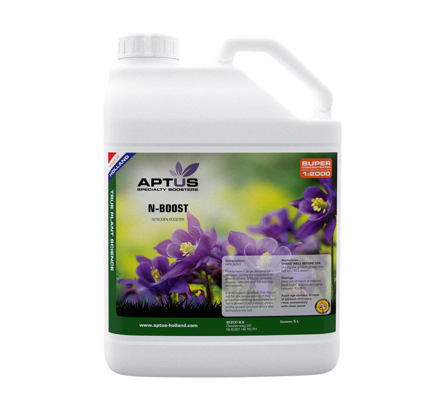 Aptus N-Boost Stikstof Groei Stimulator 5 Liter