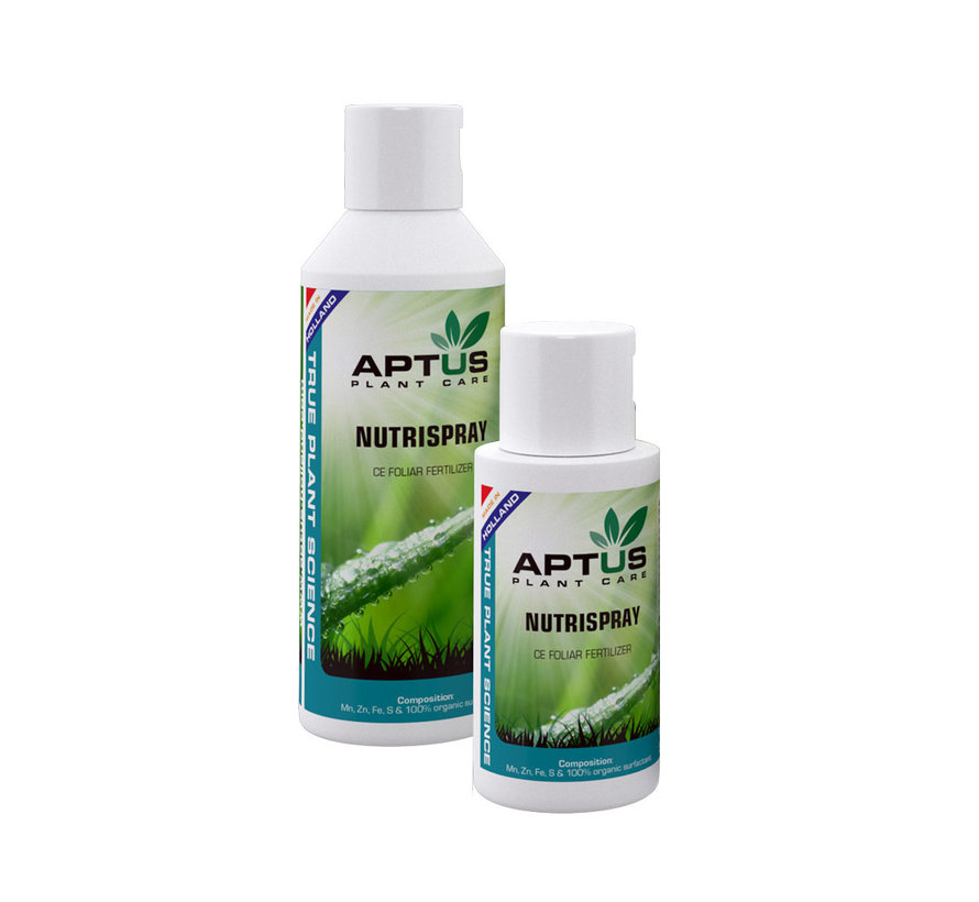 Aptus Nutrispray Bladvoeding 150 ml