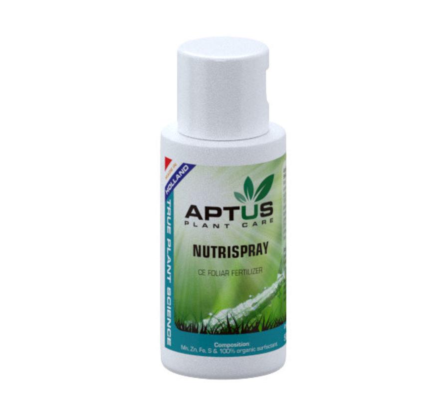 Aptus Nutrispray Blattdünger 50 ml