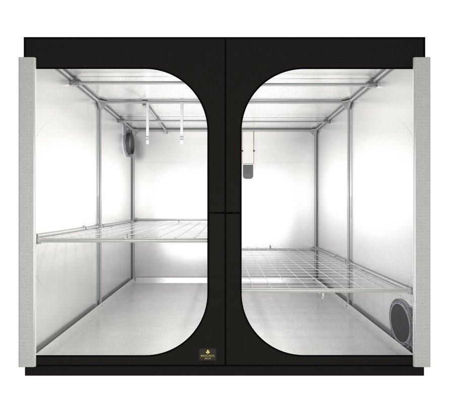 Secret Jardin Dark Room 240 R4.0 Kweektent 240x240x200 cm