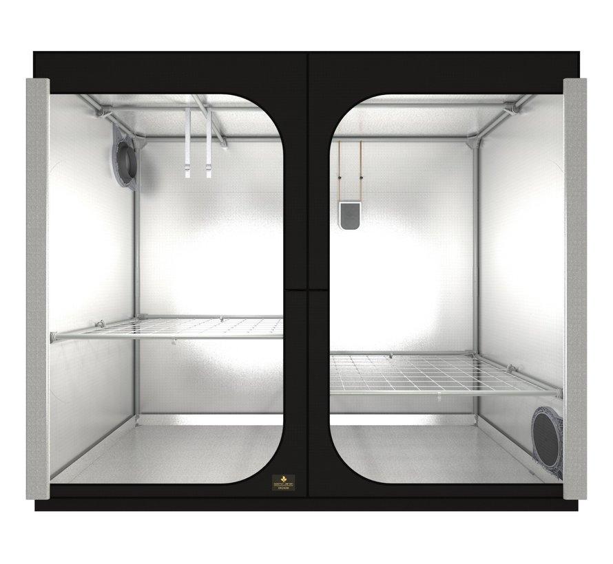 Secret Jardin Dark Room 240W R4.0 Growbox 240x120x200 cm