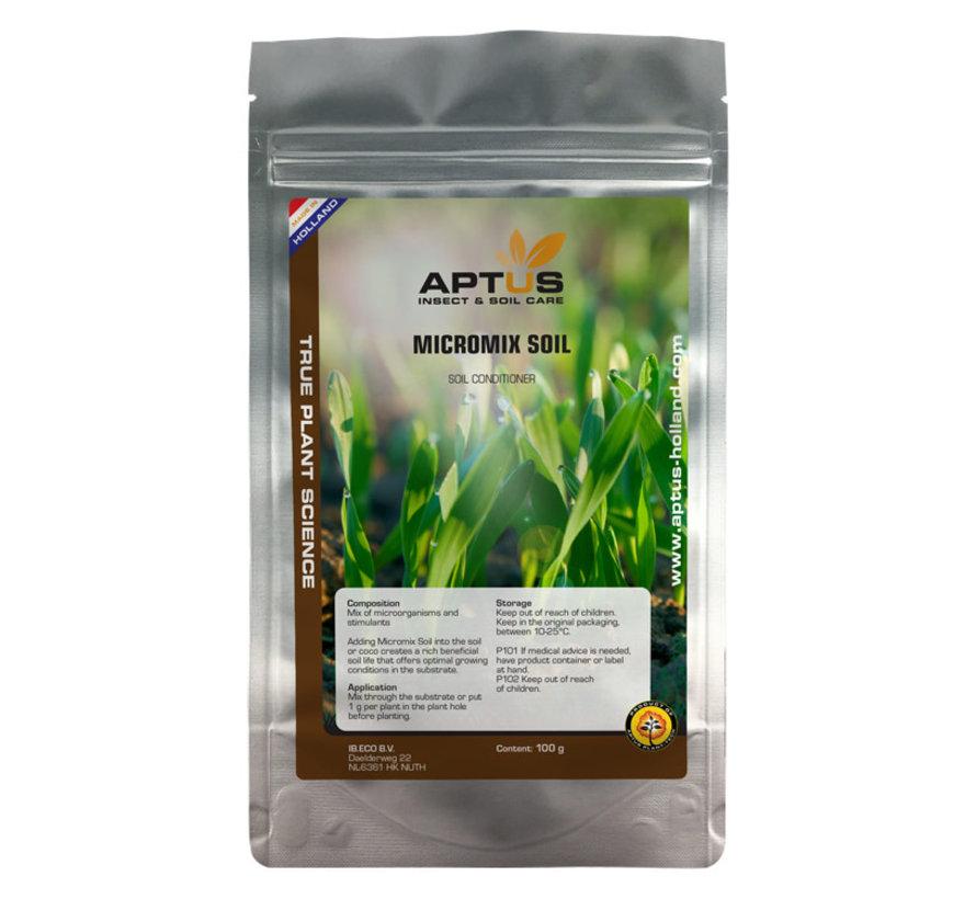Aptus Micromix Soil Bakterien Bodenstimulator 100 Gramm