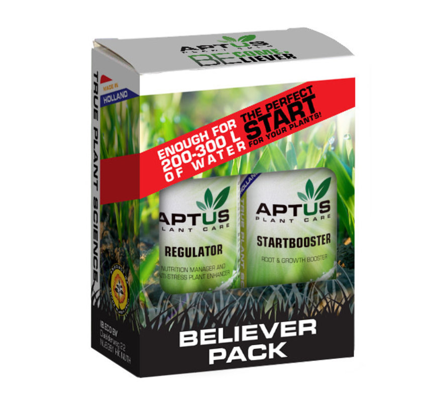 Aptus Believer Pack The Perfect Start 2x50 ml