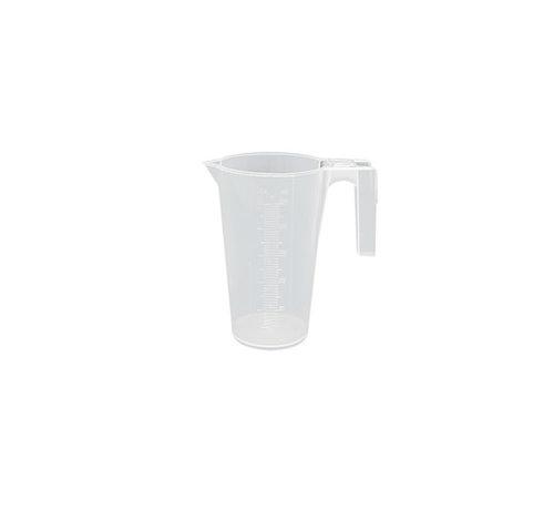 Maatbeker 250 ml Kunststof