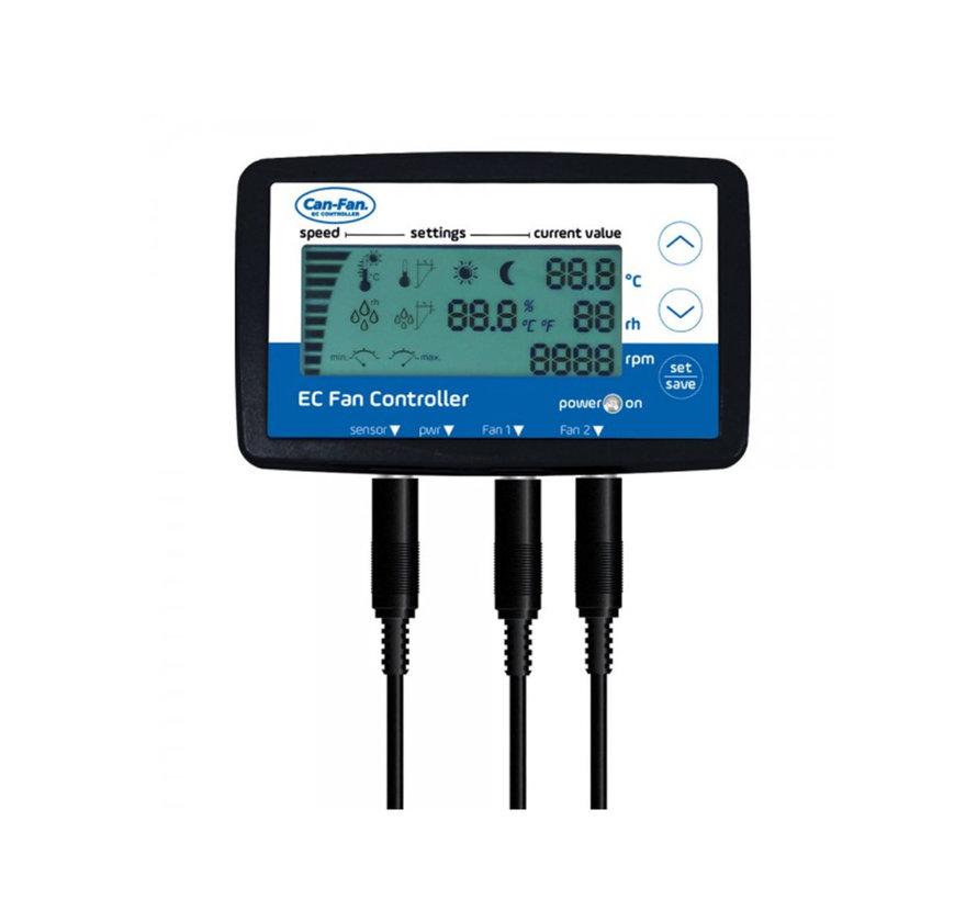 Can Fan LCD EC Fan Controller