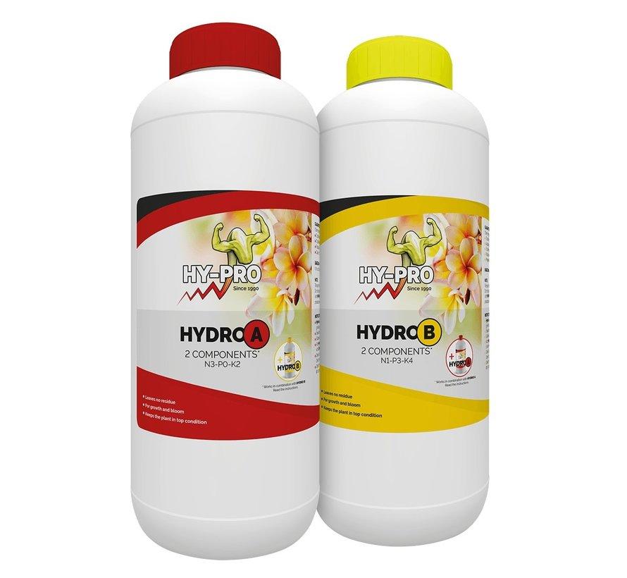 Hy-Pro Hydro A+B 1 Liter