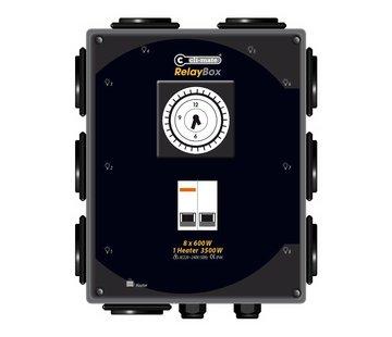 Cli-Mate VOI-Box Schakelkast 8x600 Watt