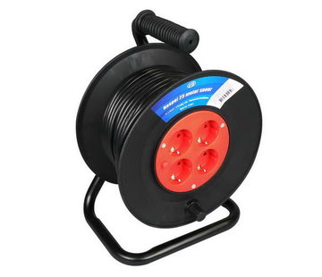 VB Extend Cable Reel 3 x 1.0 mm² 25 Metres