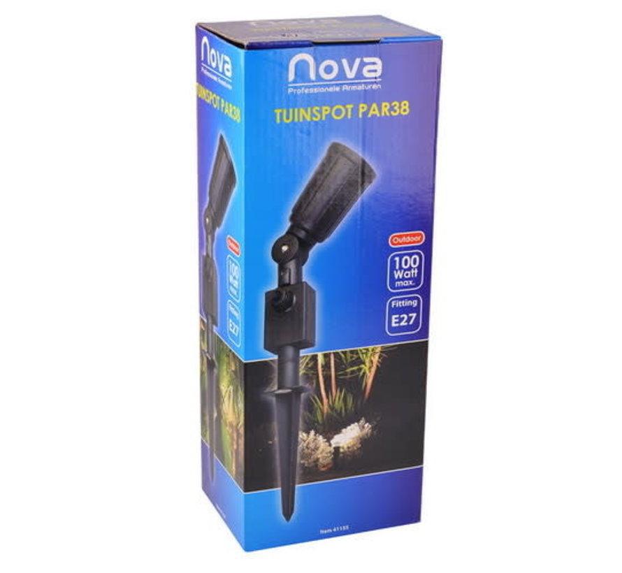 Tuinspot Par38 1.8m Kabel excl. Lamp