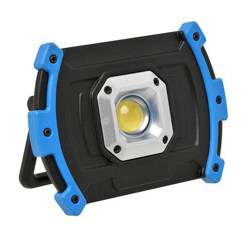 Novaled LED Tragbare Arbeitsleuchte 10W Wiederaufladbar 1000 Lumen