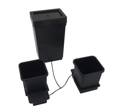 AutoPot 1Pot 2 Potten Water Systeem Starter Set incl. Tank