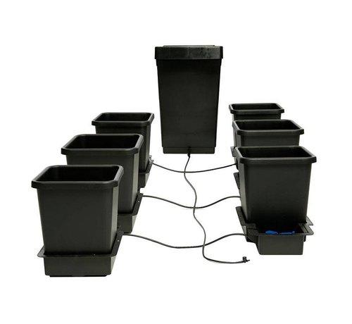 AutoPot 1Pot 6 Potten Water Systeem Starter Set incl. Tank