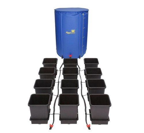 AutoPot 1Pot 12 Potten Water Systeem