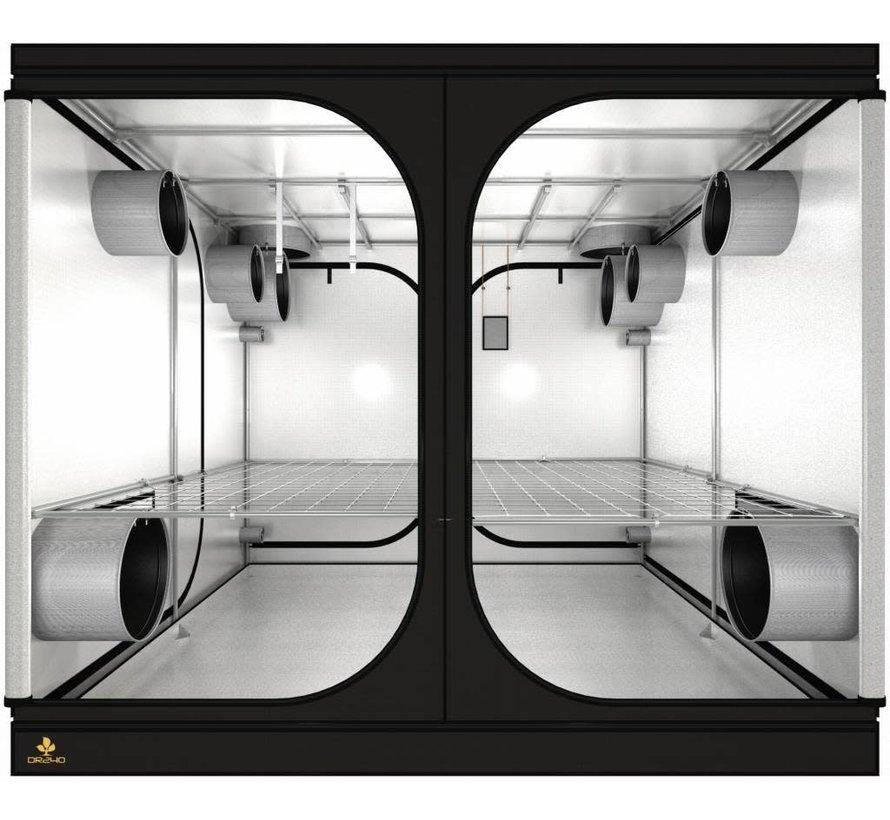 Secret Jardin Dark Room 240 R3.0 Kweektent 240x240x200 cm