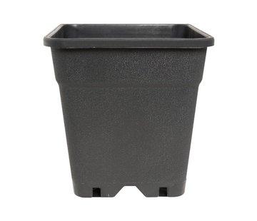 Fertraso Grow Pot Square 25 Liter 33x33 cm Black