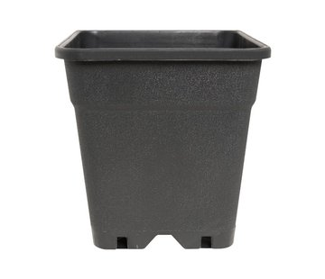 Fertraso Kweekpot Vierkant 25 Liter 33x33 cm Zwart