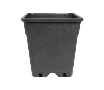 Fertraso Kweekpot Vierkant 18 Liter 31x31 cm Zwart