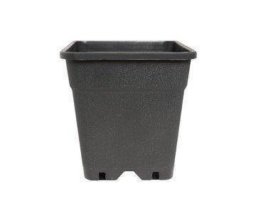 Fertraso Grow Pot Square 11 Liter 24x24 cm Black