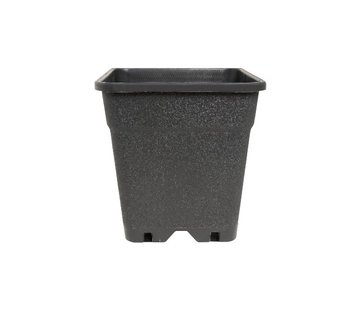 Fertraso Grow Pot Square 7 Liter 20x20 cm Black