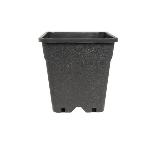 Fertraso Kweekpot Vierkant 7 Liter 20x20 cm Zwart