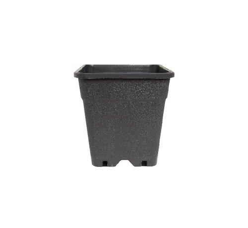 Fertraso Kweekpot Vierkant 3.5 Liter 15x15 cm Zwart
