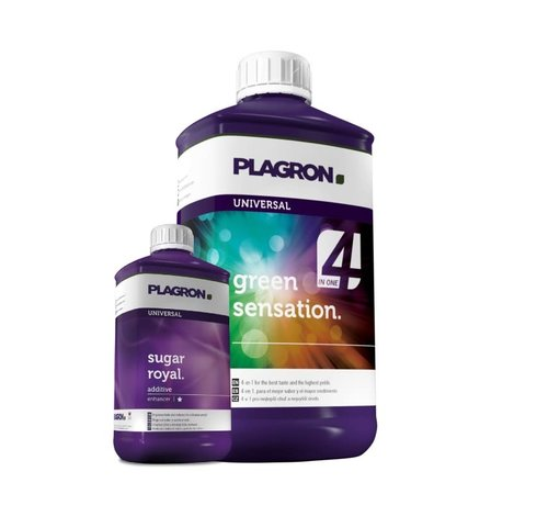 Plagron Combination Booster Package