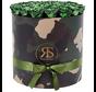 Flowerbox Longlife Rihanna Metallic Groen